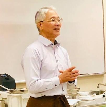 佐藤清隆先生